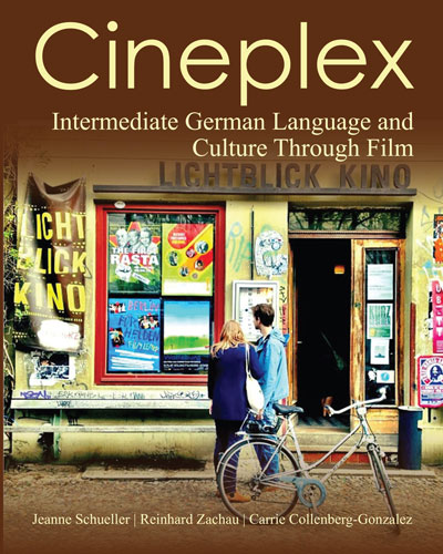 Cinéphile: Intermediate French Language and Culture through Film, Second Edition