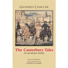 Was Chaucer in favor of the church or opposed to it?