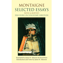 Essays of montaigne sparknotes - - Write My Paper