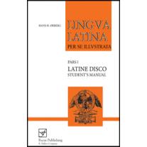 Lingua Latina: Pars I: Latine Disco: Student's Manual (in English)