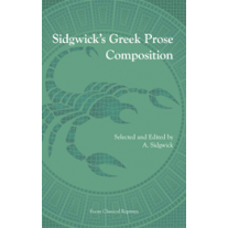 Sidgwick's Greek Prose Composition