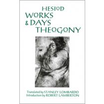 Works and Days & Theogony (Lombardo Edition)