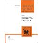 Lingua Latina: Pars I: Exercitia Latina I