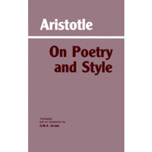 On Poetry and Style