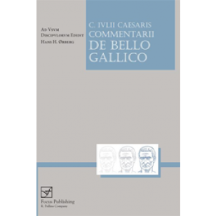 Lingua Latina Caesar De Bello Gallico From Books I Iv V