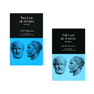 The Law of Athens, 2 Volume Set