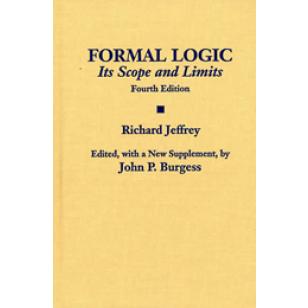 Formal Logic (Fourth Edition)
