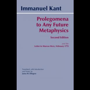 Metaphysics (Hackett Classics)