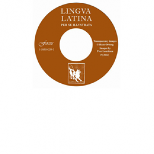 Lingua Latina: Pars I: Transparency Masters & CD ROM of images (as jpegs)