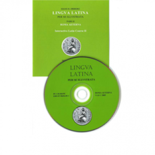 Lingua Latina: Pars II: Roma Aeterna-Interactive Latin Course (PC/CD-ROM)