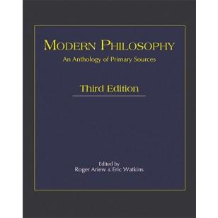 Modern Philosophy (Third Edition)