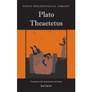 Theaetetus sachs edition focus philosophical library philosophy theaetetus sachs edition fandeluxe Gallery