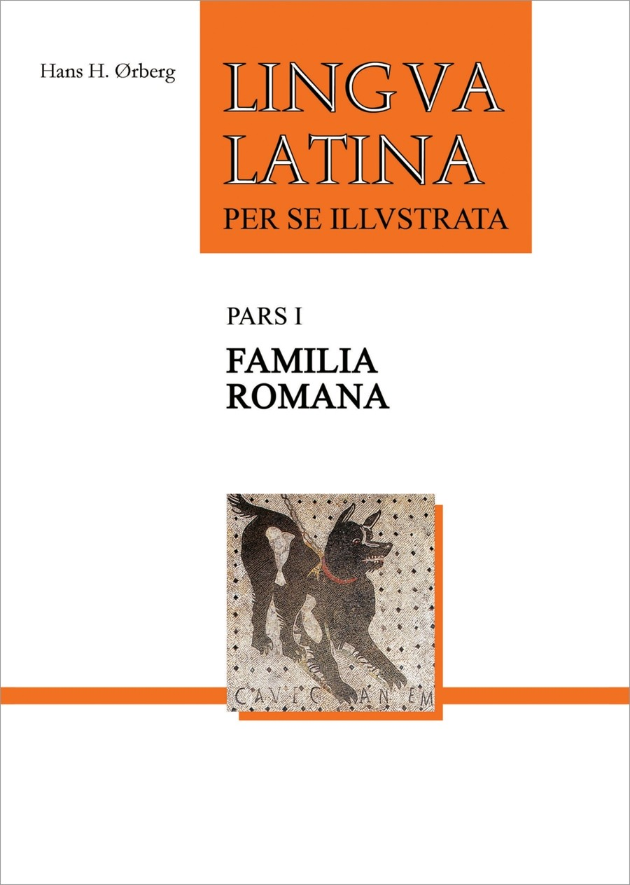 Lingua Latina Pars I Familia Romana Full Color Edition