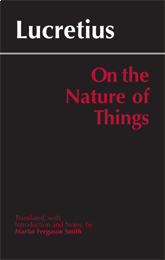 The Nature of Things by Lucretius Ribbon Brand New Hardcover Deluxe Edition