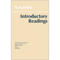 Aristotle: Introductory Readings