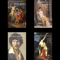 Charles Brockden Brown's Wieland, Ormond, Arthur Mervyn, and Edgar Huntly: 4 Vol. Set