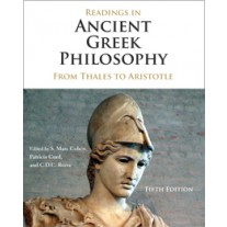 Readings in Ancient Greek Philosophy (Fifth Edition)