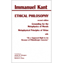 Ethical Philosophy (Second Edition)