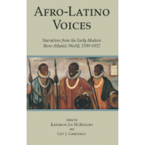 Afro-Latino Voices