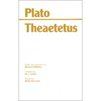 Theaetetus (Williams Edition)