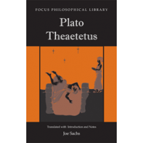 Theaetetus (Sachs Edition)