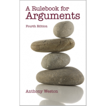 A Rulebook for Arguments (Fourth Edition)