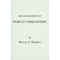 The Development of Peirce's Philosophy