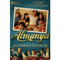 Almanya - Willkommen in Deutschland (Welcome to Germany) DVD or Blu-Ray