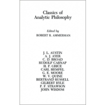 Classics of Analytic Philosophy