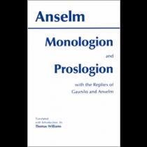 Monologion and Proslogion