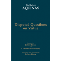 Disputed Questions on Virtue