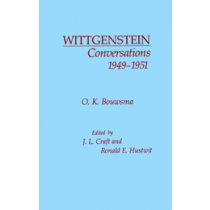 Wittgenstein Conversations, 1949-1951