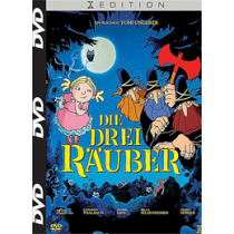 Die drei Räuber (The Three Robbers) DVD