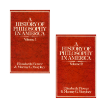 A History of Philosophy In America, Set of 2 Volumes