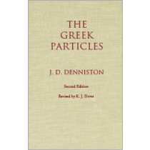 Greek Particles (Second Edition)