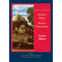 Introductory Readings in Ancient Greek and Roman Philosophy, (Second Edition)