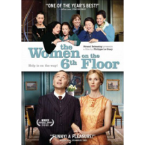 Les Femmes du 6e étage, Phillippe Le Guay, 2010 (The Women on the 6th Floor) DVD