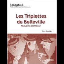 Cinéphile: Les Triplettes de Belleville, Manuel du professeur