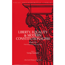 Liberty, Equality & Modern Constitutionalism, Volume Two