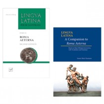Lingua Latina: Pars II: Roma Aeterna (2nd edition, with Full-Color Illustrations) & Lingua Latina: A Companion to Roma Aeterna (Two Volume Set)