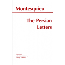 The Persian Letters (Healy Edition)
