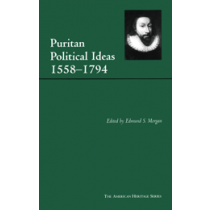 Puritan Political Ideas