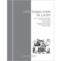 New Third Steps in Latin, Revised and Corrected