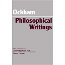 Ockham: Philosophical Writings