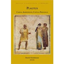 Plautus: Casina, Amphitryon, Captivi, & Pseudolus