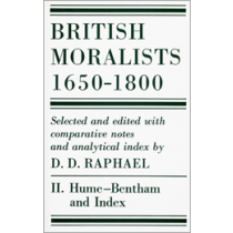 British Moralists: 1650-1800, Vol. II