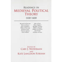 Readings in Medieval Political Theory: 1100-1400
