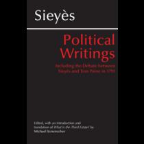 Sieyès: Political Writings