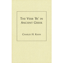 The Verb 'Be' In Ancient Greek
