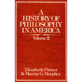 A History of Philosophy In America, Vol. 2 of 2